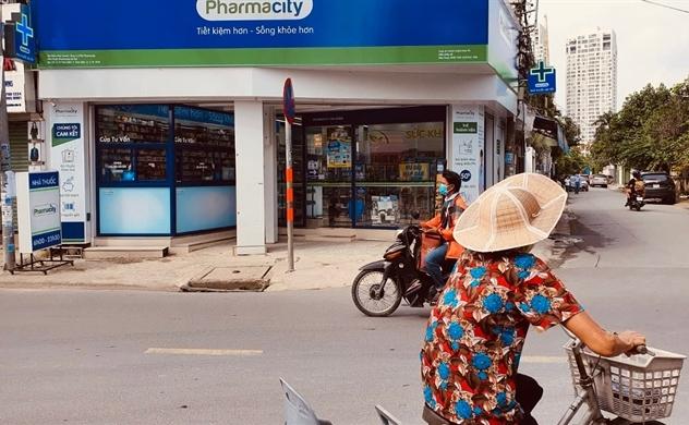 Pharmacity sẽ tăng gần gấp đôi số cửa hàng hiện có vào năm 2021