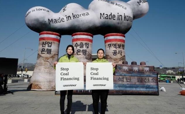 Các đơn vị tài chính của Samsung cam kết ngừng đầu tư vào than