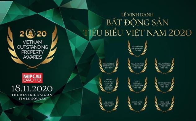 Hội nghị Bất động sản tiêu biểu Việt Nam 2020