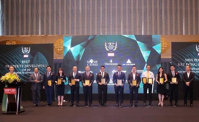 Lễ vinh danh Bất động sản tiêu biểu Việt Nam 2020