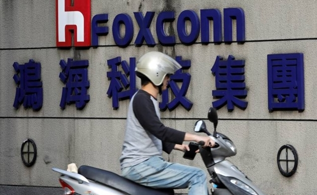 Foxconn introduces the first batch of displays made in Vietnam factory