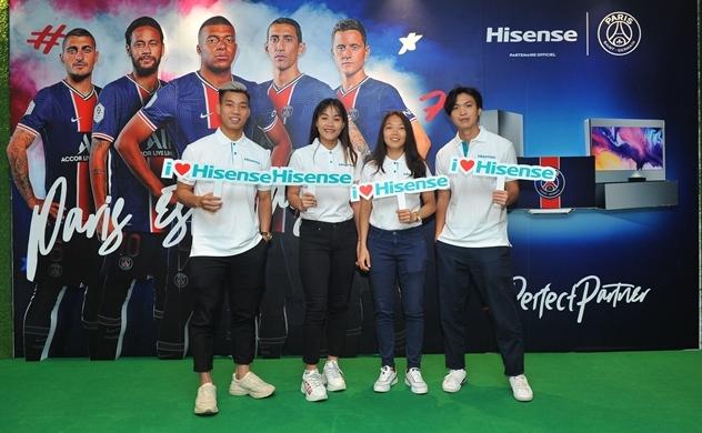 Điện máy Hisense chính thức có mặt tại Việt Nam