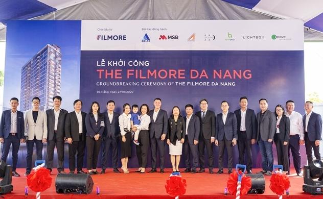 Filmore khởi công dự án The Filmore Đà Nẵng
