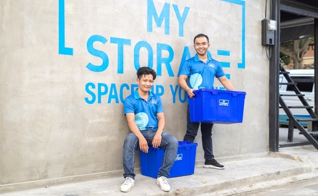 """""""Không gian mini"""" miễn phí cho các startups"""