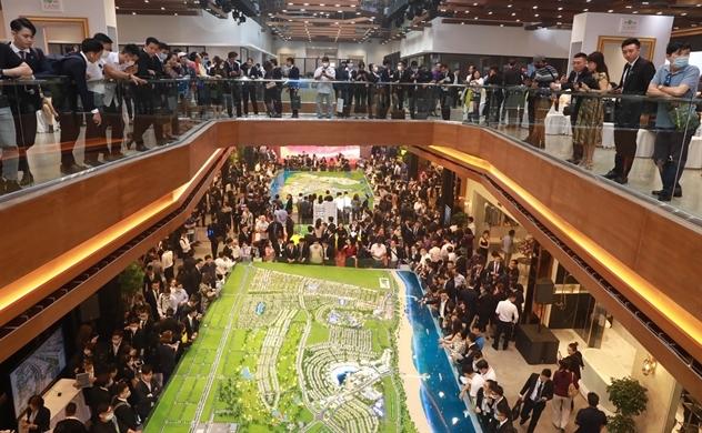 Novaland Gallery, Trung tâm Triển lãm bất động sản lớn nhất của Novaland