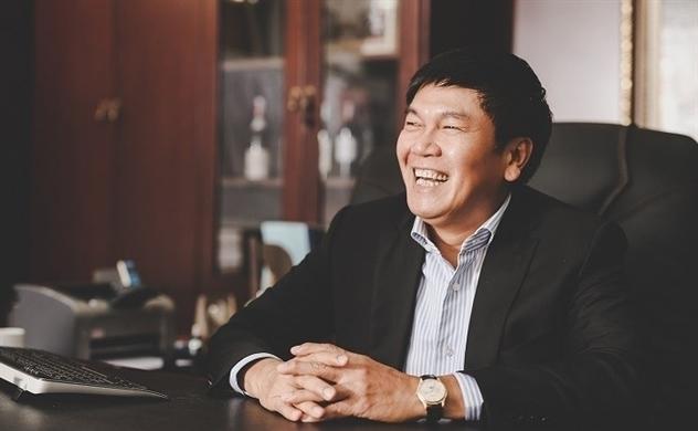 Cổ phiếu thăng hoa, Chủ tịch Trần Đình Long lọt top 3 tỉ phú giàu nhất Việt Nam