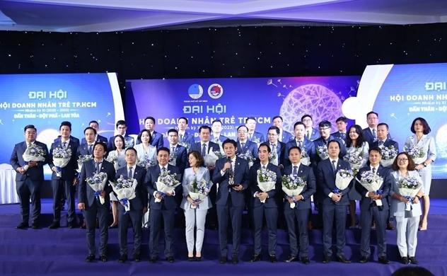Doanh nhân Phạm Phú Truờng giữ chức Chủ tịch YBA HCM nhiệm kỳ XI