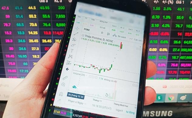Cổ phiếu Thép Pomina tăng gần 65% chỉ trong 9 phiên giao dịch