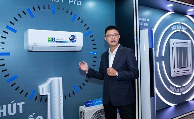 Midea ra mắt 3 dòng điều hòa công nghệ cao với ưu điểm vượt trội về tiết kiệm năng lượng, điều kiện lắp đặt máy và độ bền cao