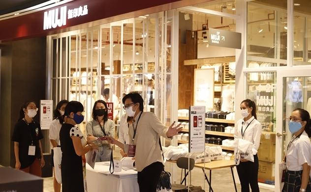 Hãng bán lẻ Nhật Muji mở cửa hàng đầu tiên tại Việt Nam