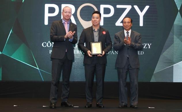 Propzy - Startup Công nghệ bất động sản tiêu biểu năm 2020