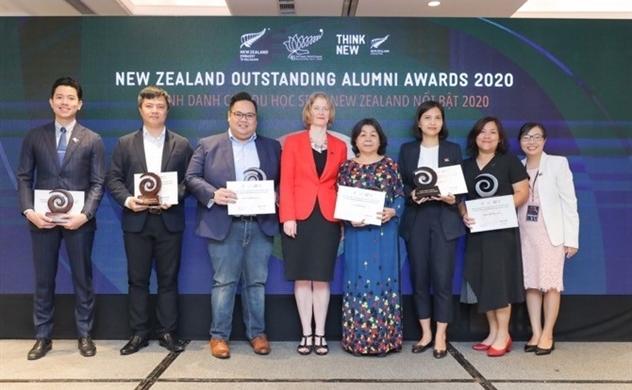 New Zealand vinh danh 6 cựu du học sinh Việt với những thành tựu nổi bật