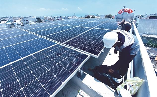 Tín dụng xanh cho năng lượng sạch