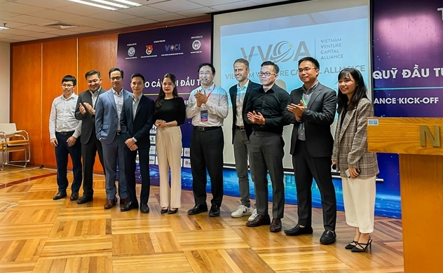 Vietnam's VC funds form alliance to support startup ecosystem