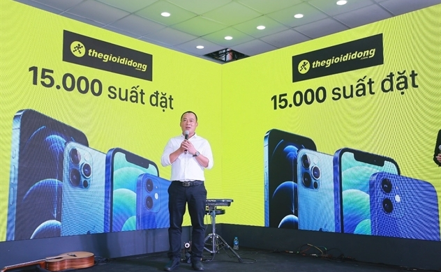 Đông đảo người dùng lựa chọn iPhone 12 series tại Thế Giới Di Động, nhà bán lẻ lập kỷ lục khủng về số bán