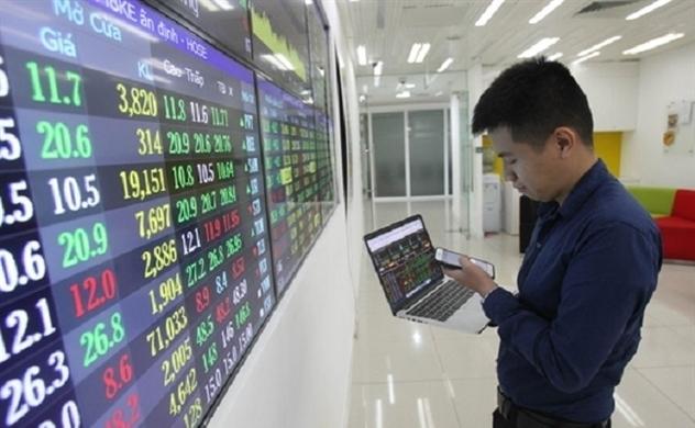 Top 10 cổ phiếu VN30 tăng mạnh nhất trong tháng 11