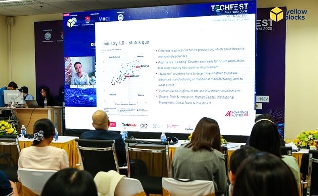 Vietnam Frontier Tech Summit 2020: Nơi hội tụ những con người kiến tạo tương lai