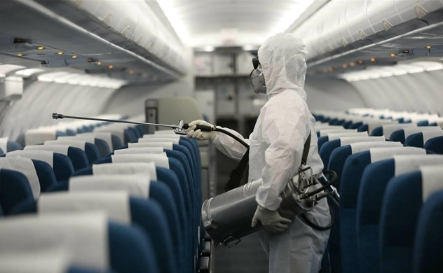 Vietnam suspends inbound commercial flights after virus outbreak