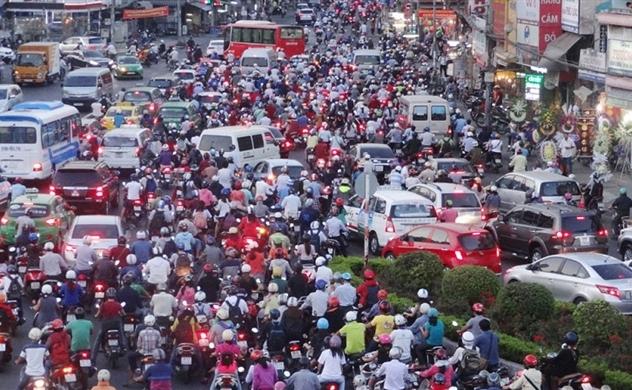 3 giải pháp cho giao thông thành phố tương lai