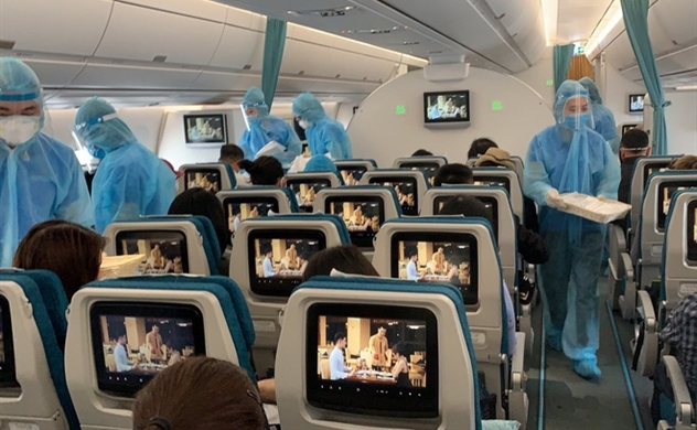 Vietnam Airlines flight attendant prosecuted for allegedly spreading virus