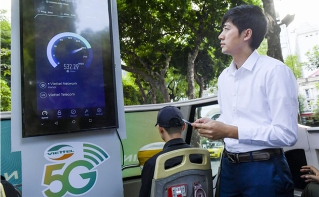 Viettel becomes the first 5G carrier in Vietnam