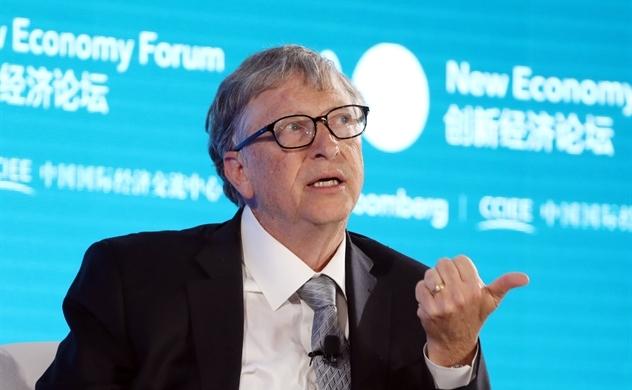 Tỉ phú Bill Gates đề xuất thành lập cơ quan giải quyết vấn đề biến đổi khí hậu