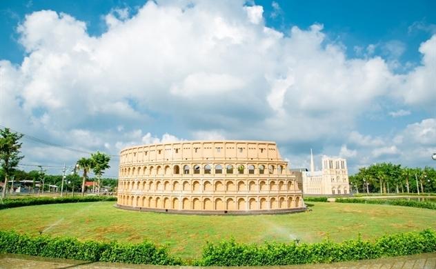 Cát Tường Phú Hưng -  điểm đến du lịch độc đáo tại Đồng Xoài