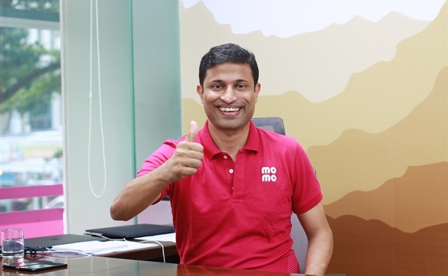 Former Gcash e-wallet CEO becomes chairman of MoMo