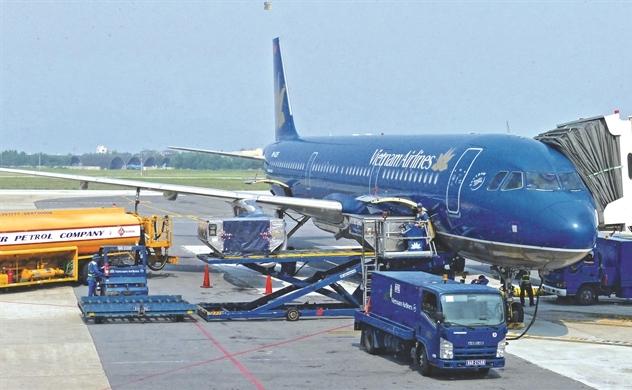 Tìm cửa thoát hiểm cho hàng không