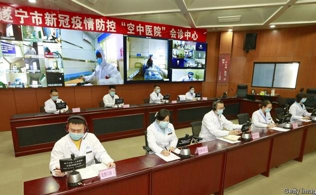Sự bùng nổ kỹ thuật số trong lĩnh vực chăm sóc sức khỏe