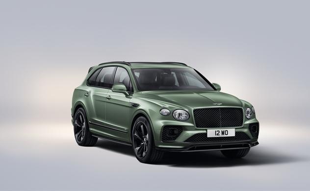 Bentley Bentayga 2021 siêu sang hơn