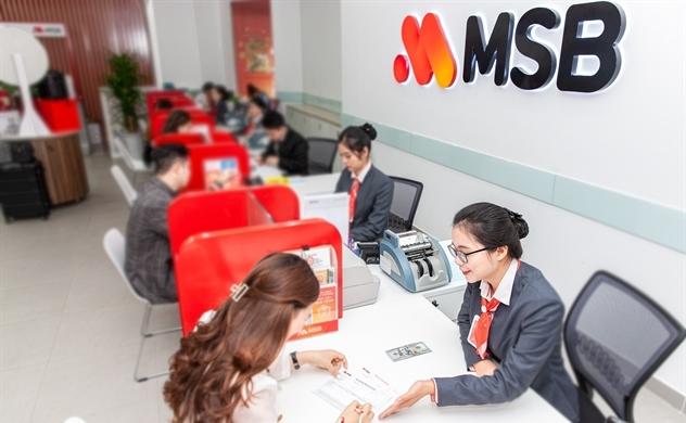 MSB được chấp thuận chào bán 82,5 triệu cổ phiếu quỹ cho cổ đông hiện hữu