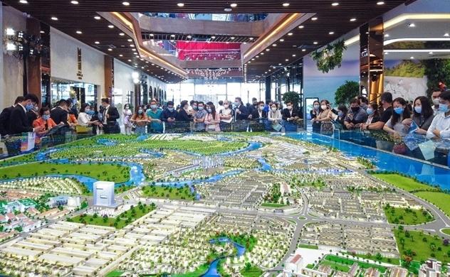Những ưu thế tạo sức hút cho đô thị đảo tại Aqua City