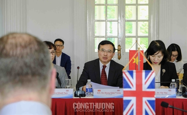 Vietnam and Britain to conclude free trade agreement talks on Friday