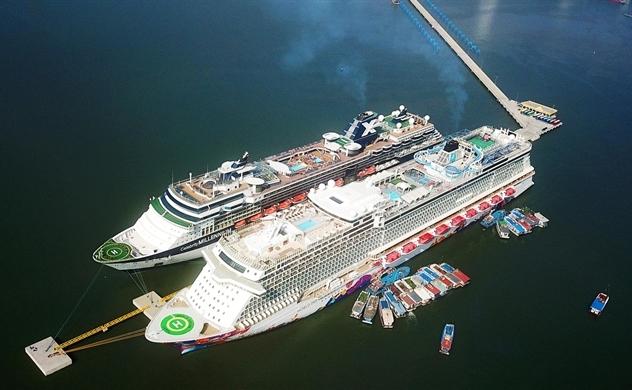 Cảng tàu khách quốc tế Hạ Long - Dấu ấn nâng hạng du lịch biển Việt Nam
