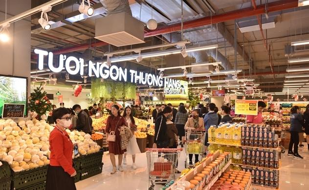 Vinmart khai trương siêu thị tại đại đô thị Vinhomes Ocean Park