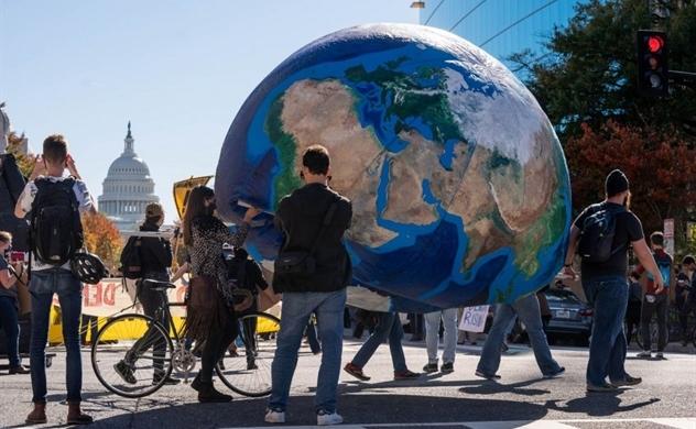 Thế giới có nguy cơ đánh mất mục tiêu khí hậu Paris