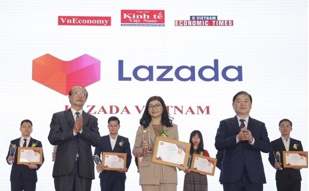 Lazada Việt Nam lọt Top 10 Sản phẩm - Dịch vụ được tin dùng nhất năm 2020