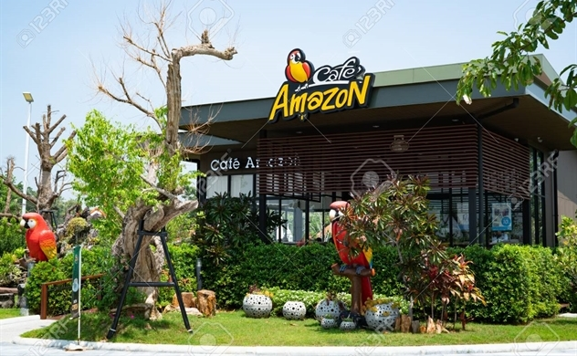Thailand's Cafe Amazon to open second branch in Vietnam