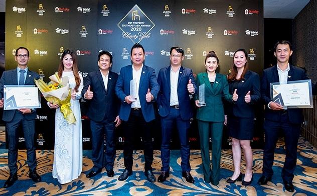 DKRA Vietnam chiến thắng kép trên đấu trường quốc tế