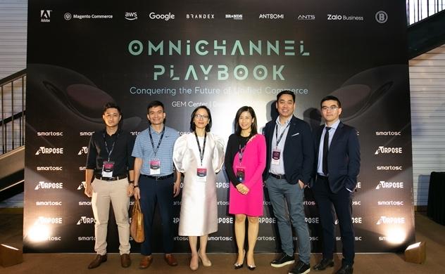 Omnichannel playbook chinh phục tương lai thương mại đa kênh hợp nhất