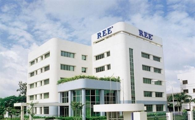 Tổ chức Singapore tiếp tục gom cổ phiếu REE