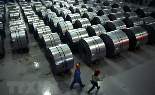 Vietnam imposes as much as 25.22% tariffs on steel from China