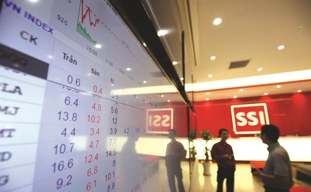 Sóng ngành chứng khoán