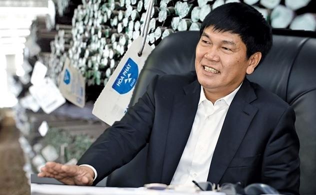 """Tài sản của tỉ phú Trần Đình Long """"lên tầm cao mới"""""""