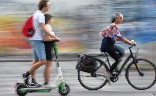 Đại dịch thay đổi mô hình giao thông đô thị