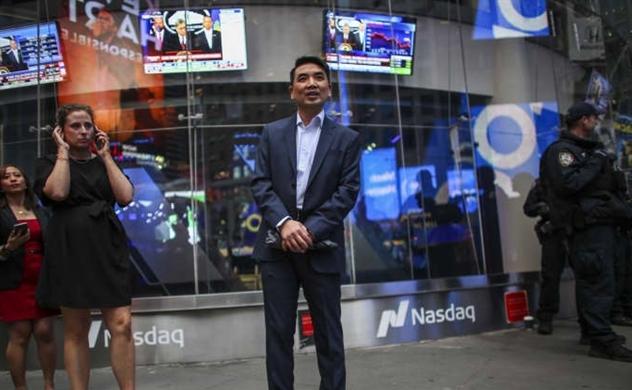 CEO Zoom trở thành một trong những người giàu nhất thế giới