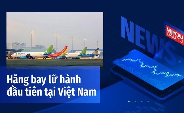 Hãng bay lữ hành đầu tiên tại Việt Nam