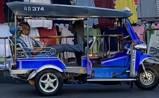 Các nhà khai thác du lịch Thái Lan nỗ lực phục hồi doanh nghiệp trong năm nay