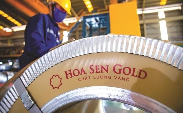 HSG tăng 197% vẫn chưa đạt kỳ vọng của công ty riêng ông Lê Phước Vũ